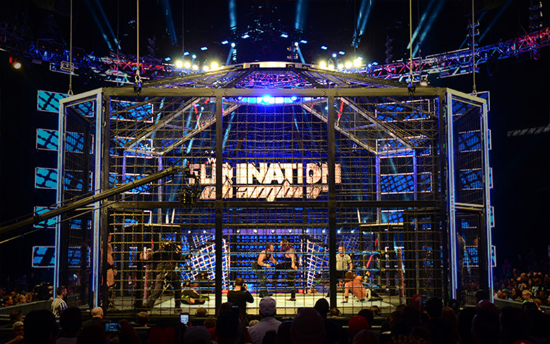 Elimination-Chamber-Structure