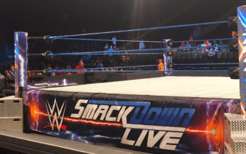 SmackDown-Ring