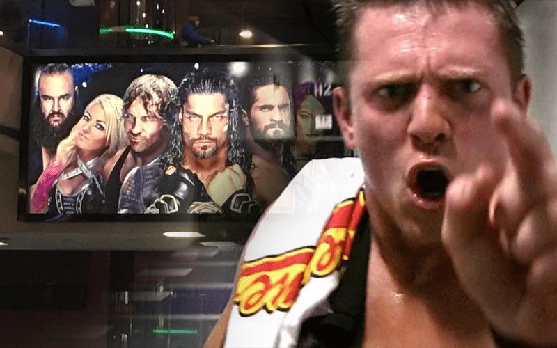 The-Miz-WWE-Poster