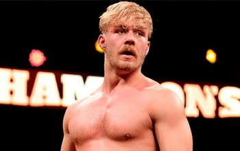 Tyler Bate's Current WWE Status Revealed