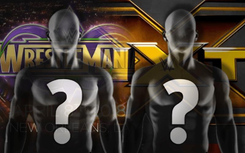 WrestleMania-NXT