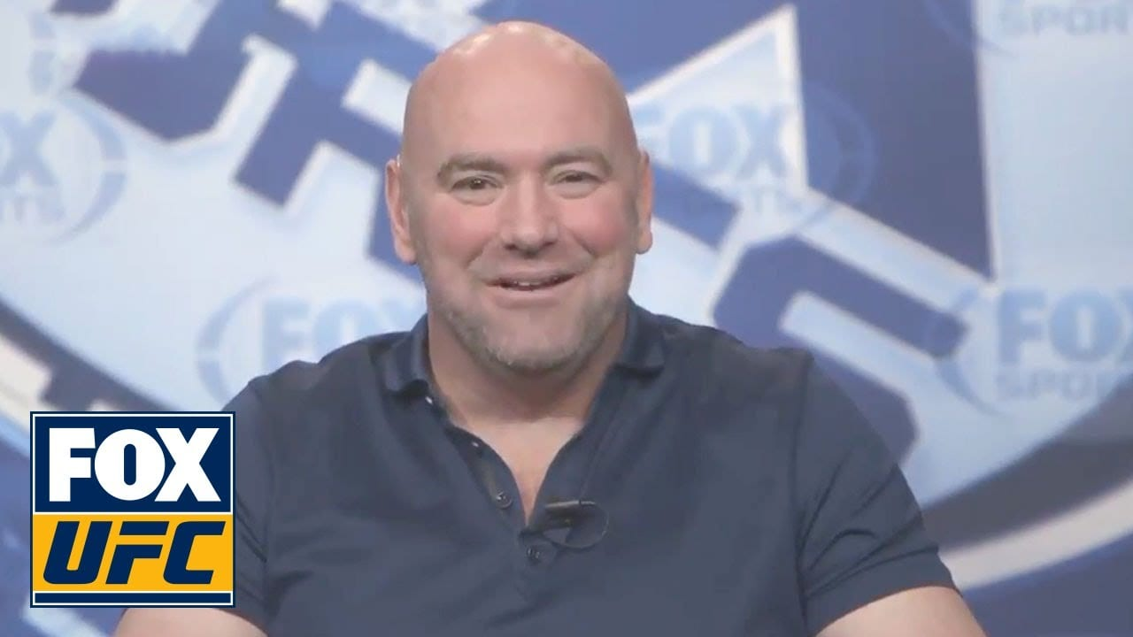 Dana White Asked If Brock Lesnar Will Return to UFC