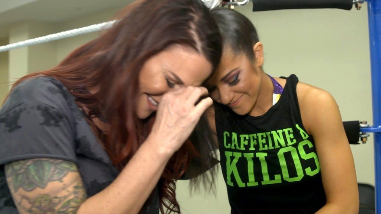 Lita Gets Emotional Before Women's Royal Rumble