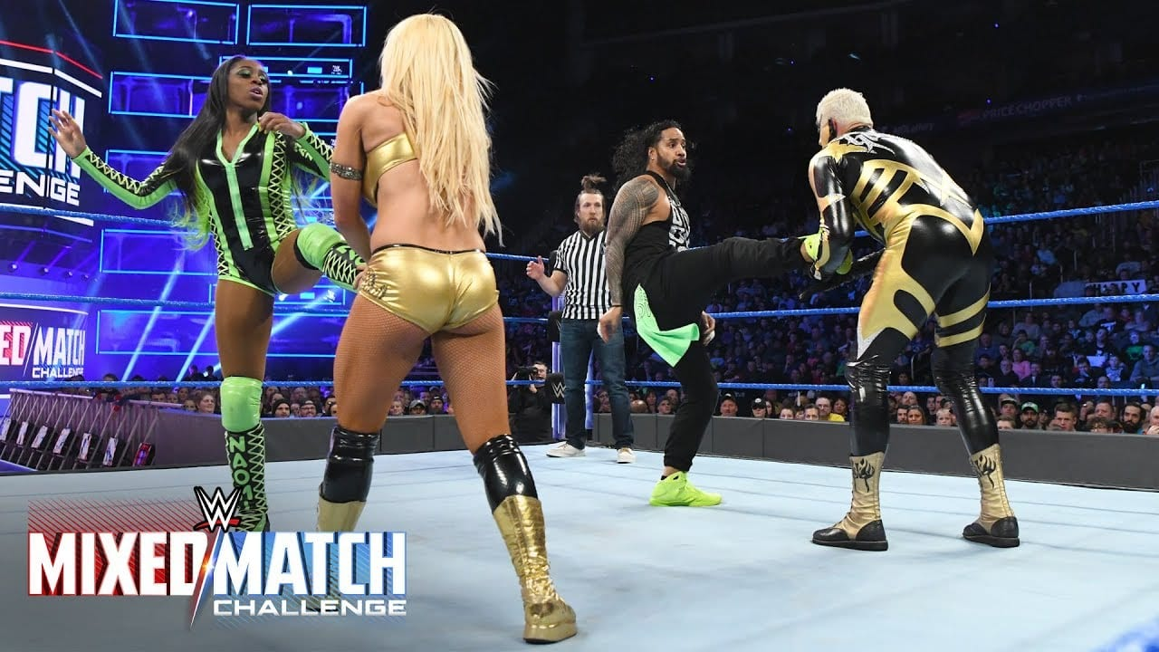 Mixed Match Challenge Sees Slight Increase In Viewership