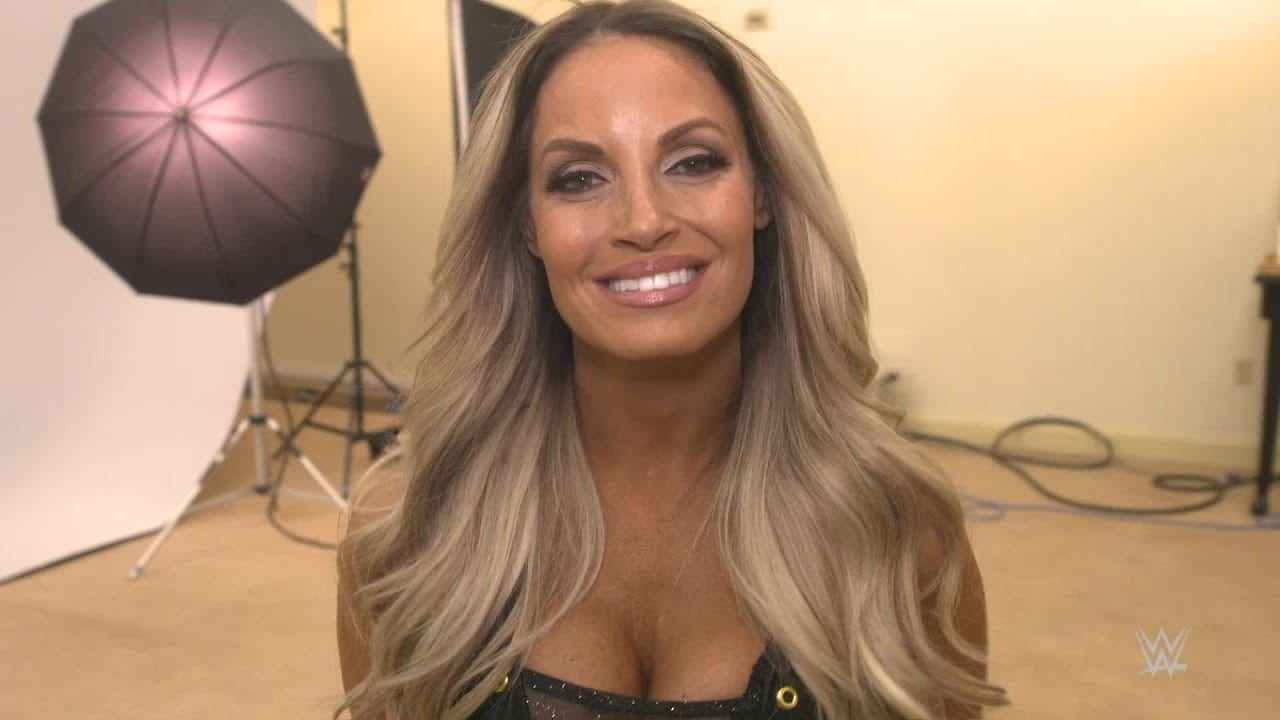 Trish Stratus Talks About The Women's Royal Rumble Match
