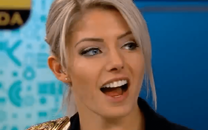 You Won T Believe What Alexa Bliss Did For Star Wars Day