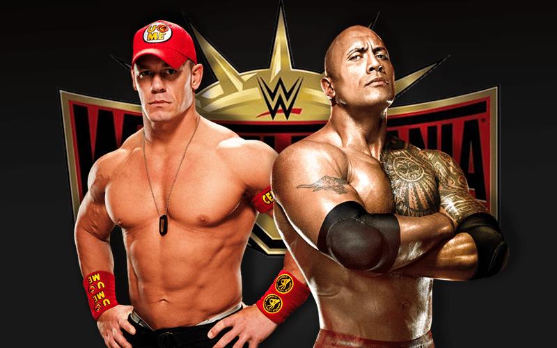 The-Rock-vs-John-Cena-WrestleMania-35