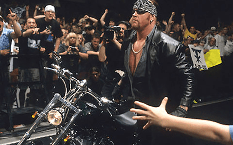 Undertaker-Gimmick