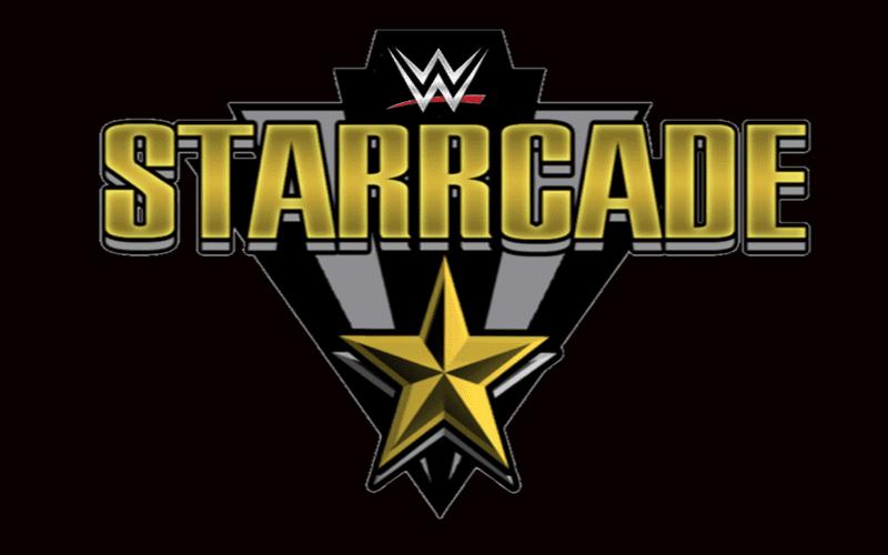 WWE-Starrcade