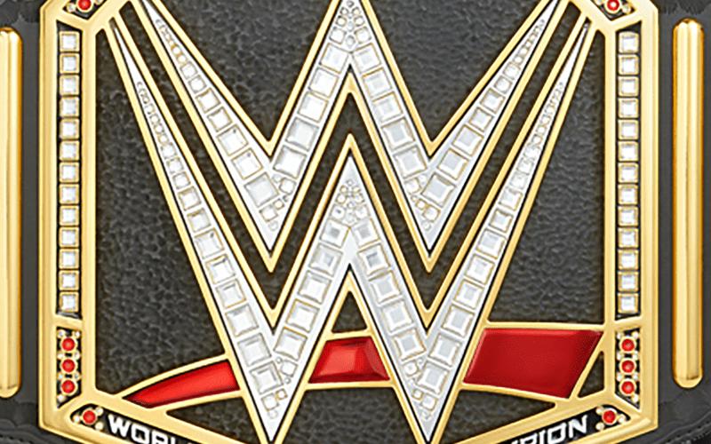 WWE-Title