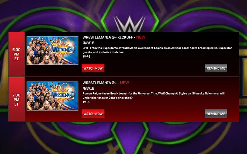 WrestleMania-34-Schedule