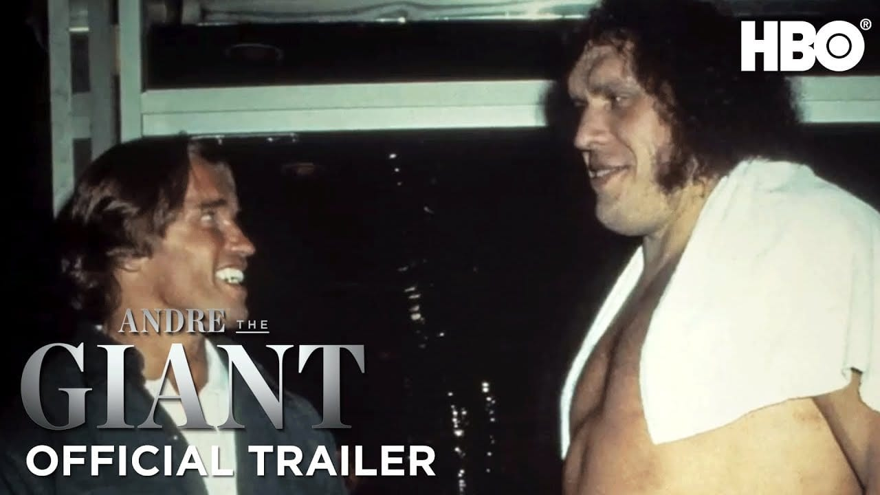 Check Out the New Andre The Giant Documentary Trailer