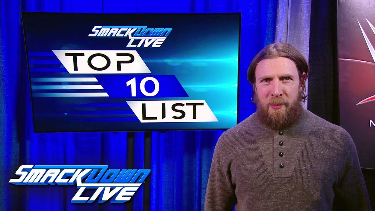 WWE Scraps Top 10 Concept for SmackDown Live