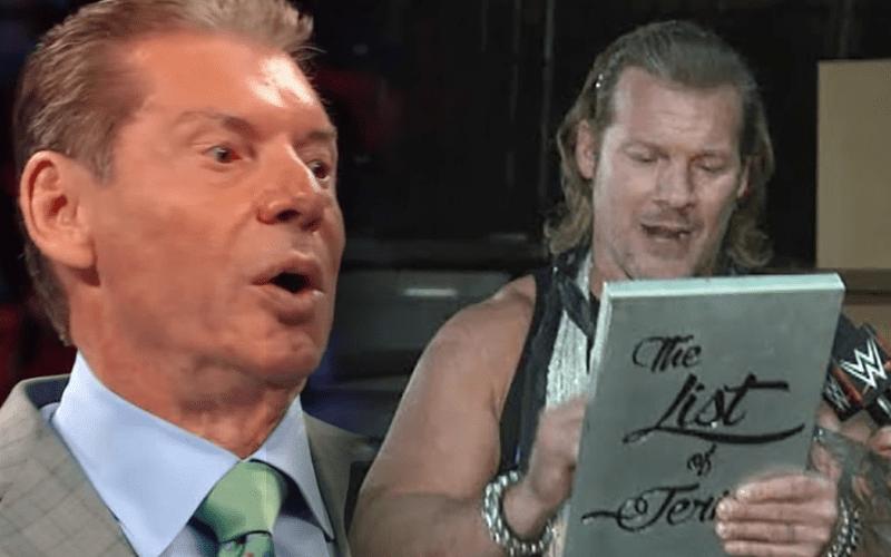 Chris-Jericho-Vince-McMahon-Idea