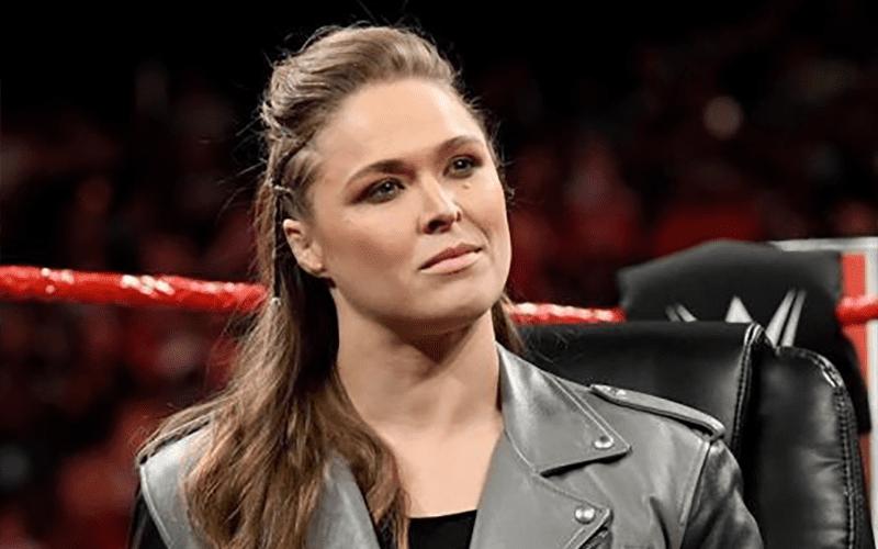Ronda-Rousey-In-ring-sitting