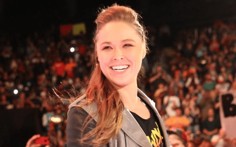 Ronda-Rousey-Ring-Entrance