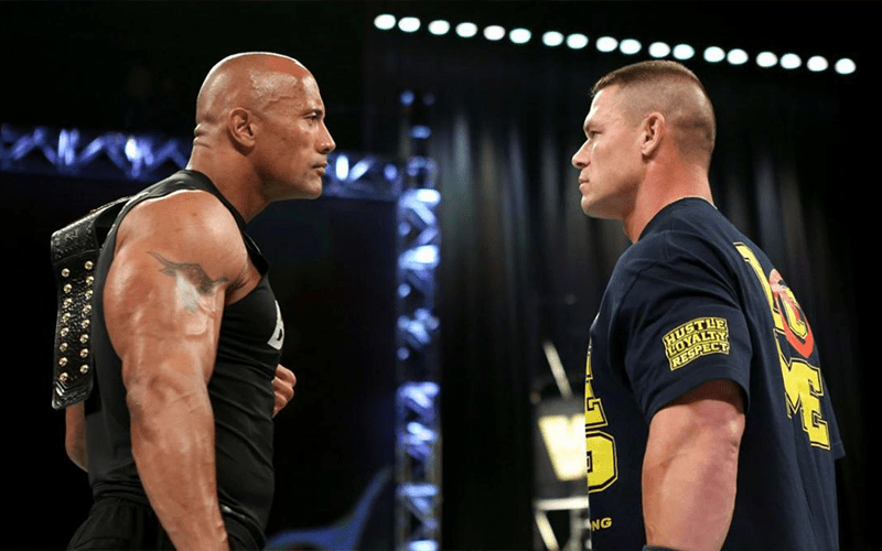 The-Rock-vs-John-Cena