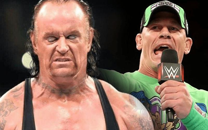 Undertaker-Cena