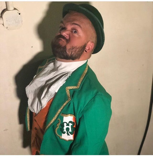 hornswoggle 243