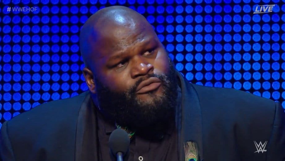 mark henry wwe hall of fame