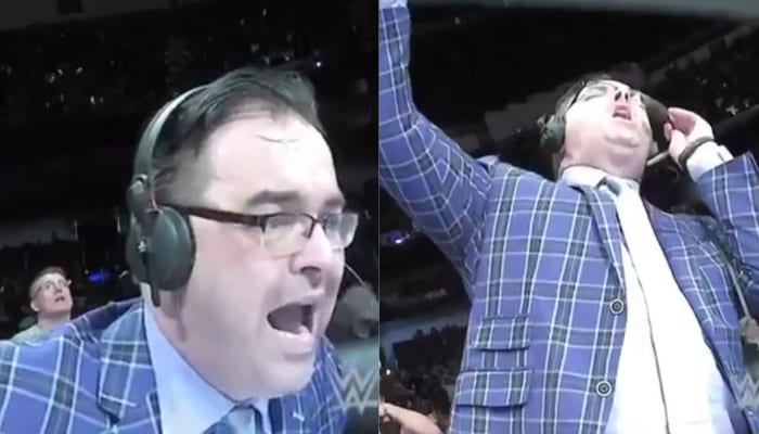 mauro ranallo on commentary