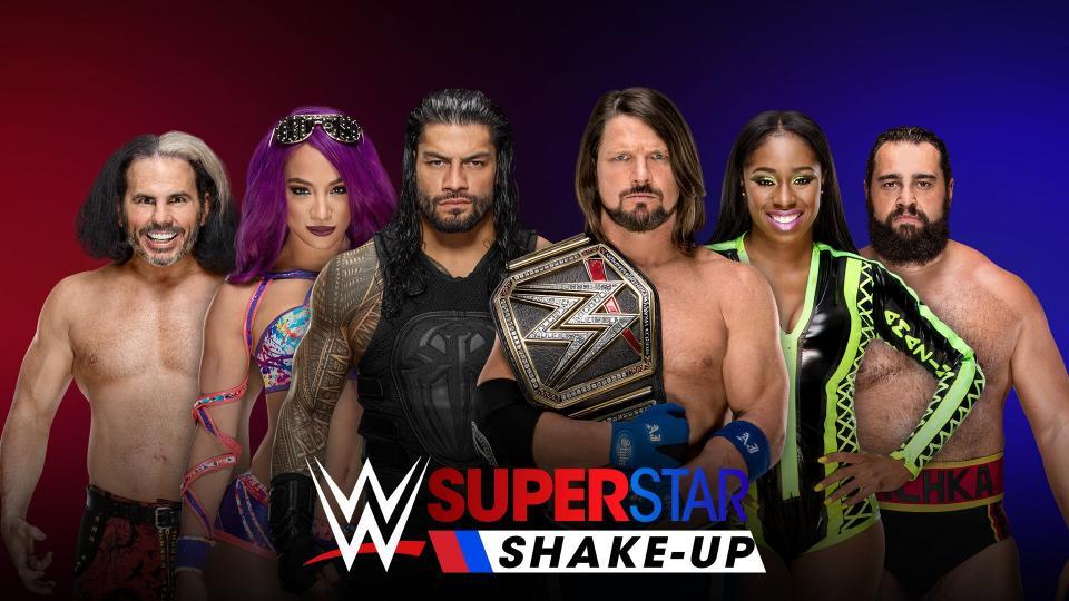superstar shake up 2018