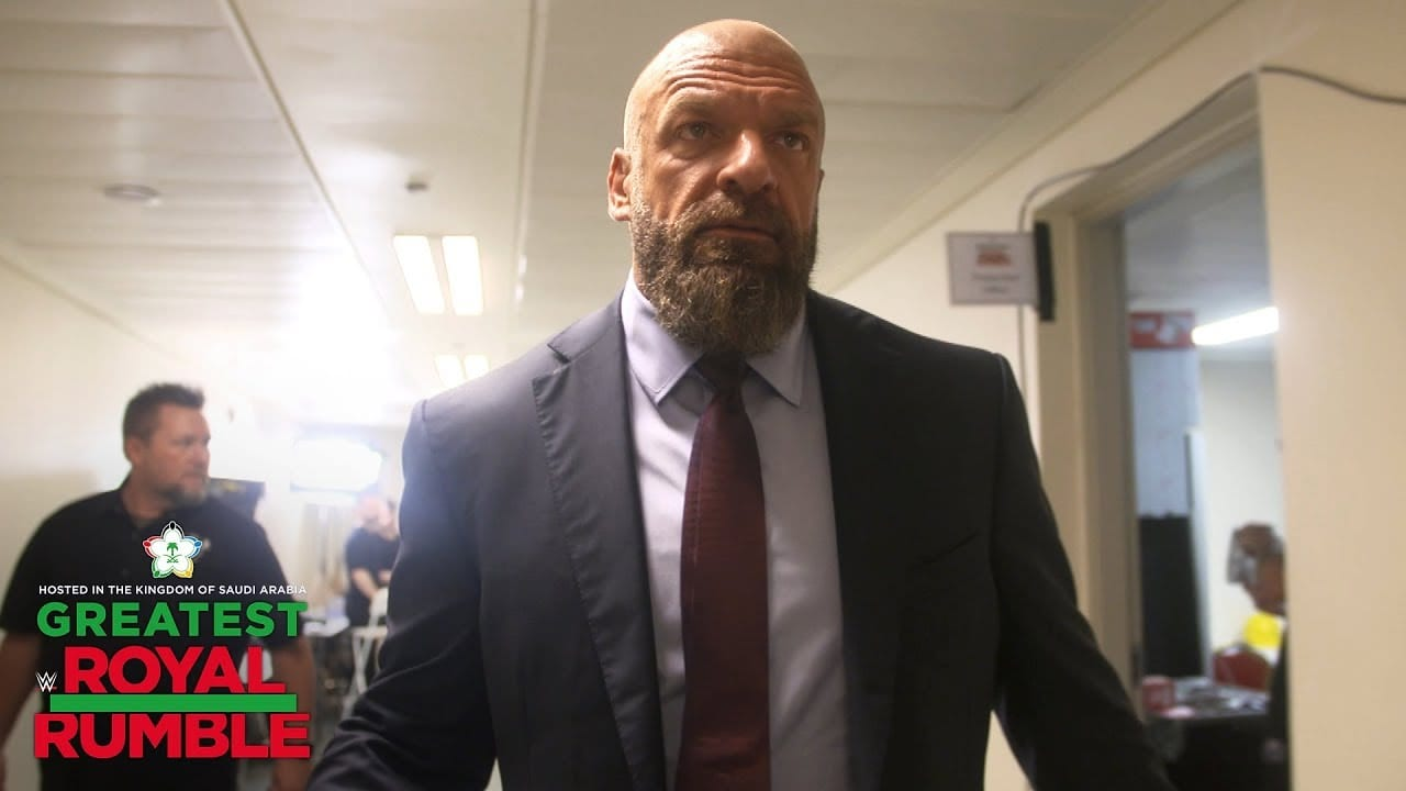 Triple H & Others Comment on Today's Greatest Royal Rumble Event