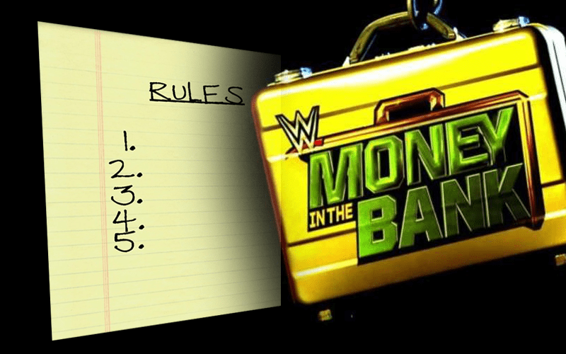 Money-in-the-Bank-Rules