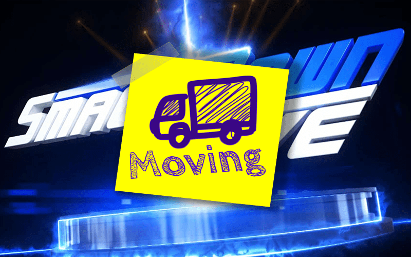 SmackDown-Moving