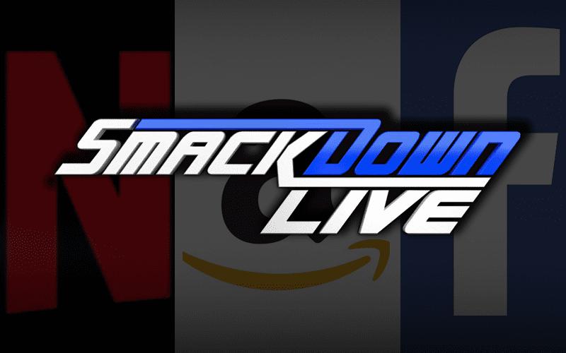 SmackDown-to-stream