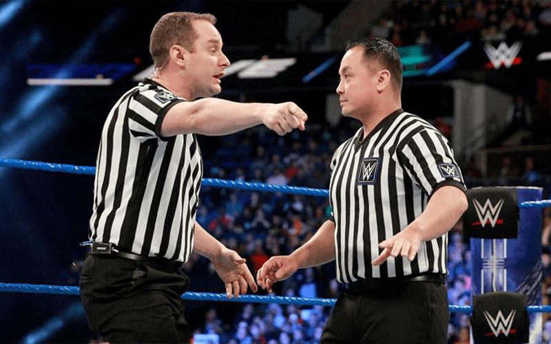 WWE-Refs
