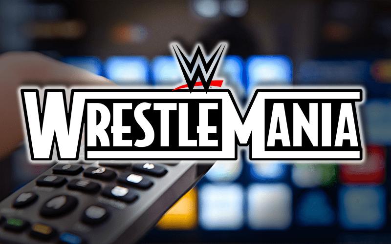 WrestleMania-on-TV
