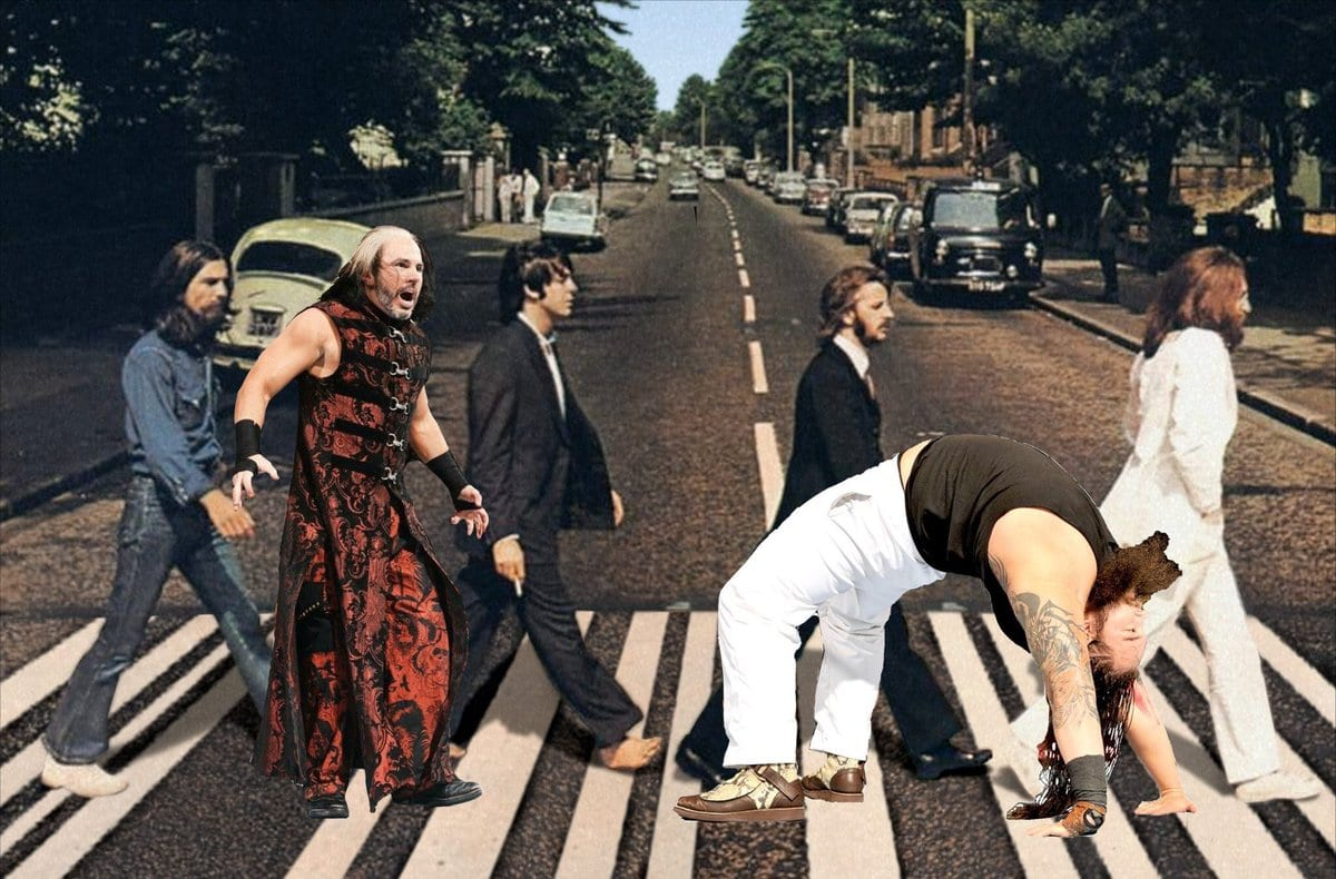 deleter of worlds abbey road