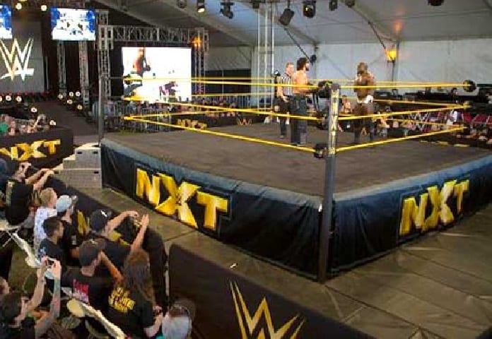 nxt live show