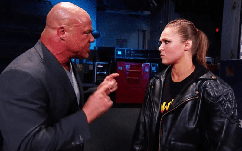 Kurt-Angle-Backstage-with-Ronda-Rousey