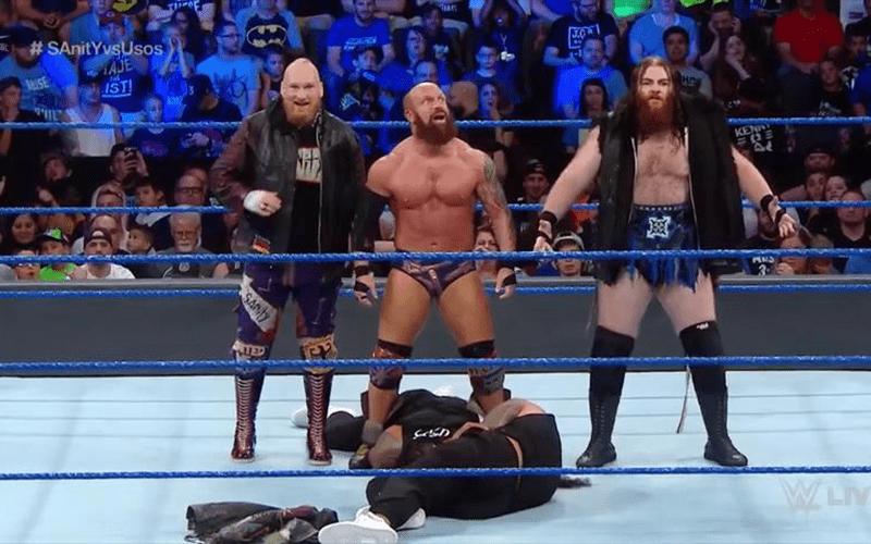 Sanity-Debut-SmackDown
