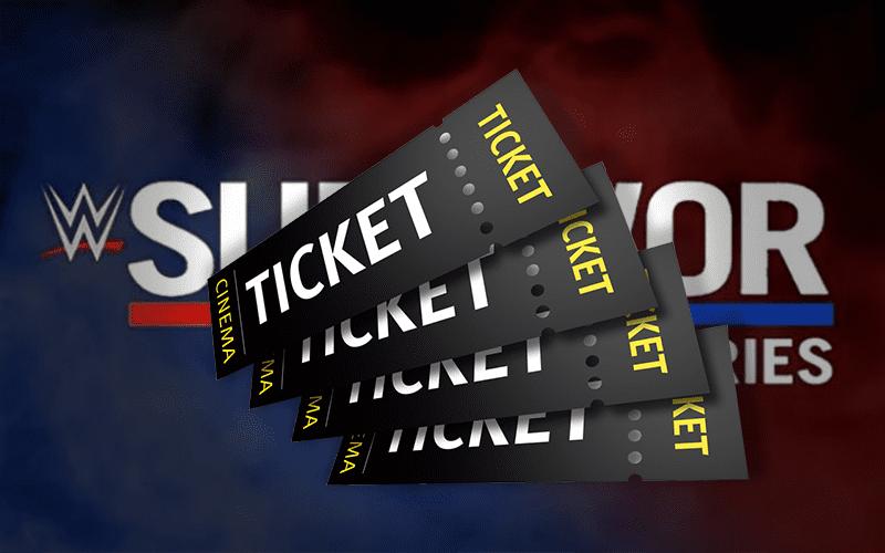Survivor-Series-Tickets