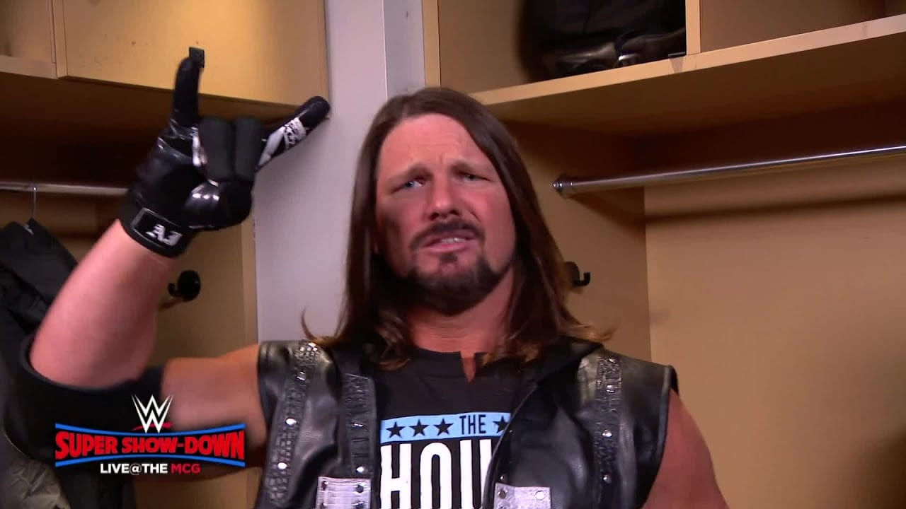 AJ Styles, Triple H, Ronda Rousey & Others React to Super Show-Down Announcement