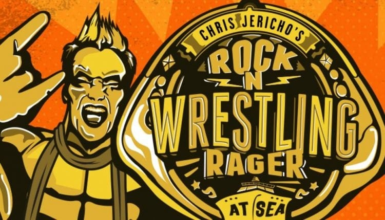 chris jericho rock n wrestling