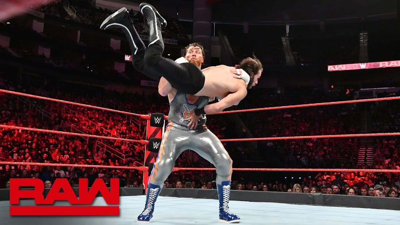 Identity of Curt Hawkins' Opponent on Monday's RAW