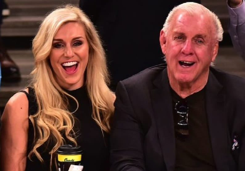ric and charlotte flair