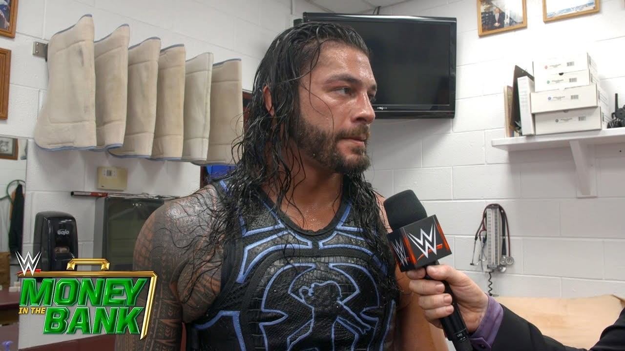 """Roman Reigns Sends Message to Young Talent: """"You Will Not Use Me As A Stepping Stone!"""""""