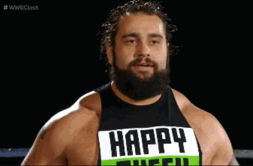 rusev day name