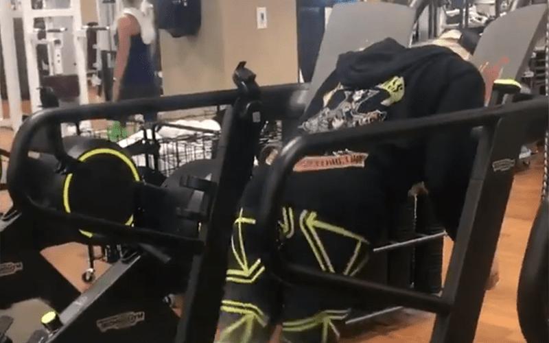 Charlotte-gym