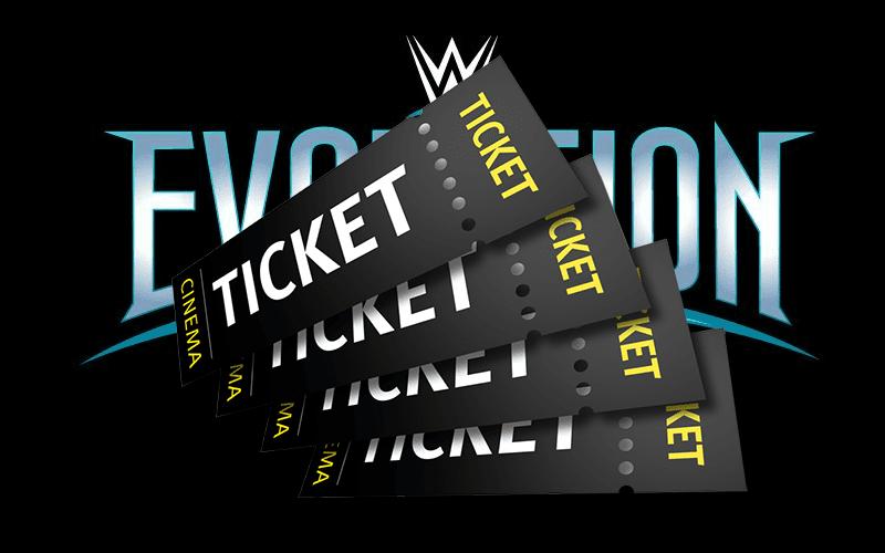 Evolution-Tickets