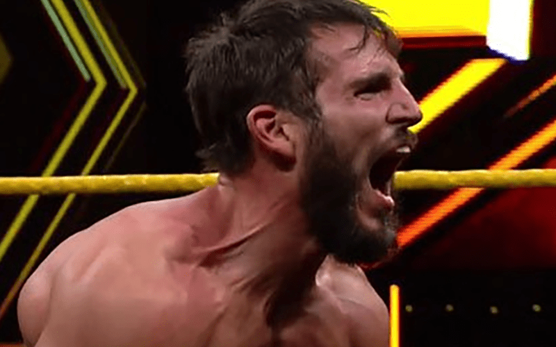 Johnny Gargano Calls Out Hat Company for Ripping Off His Logo