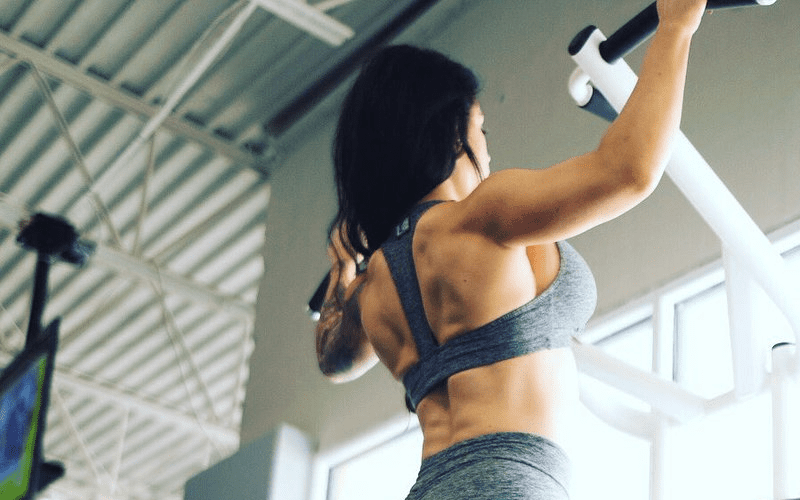 Kaitlyn-Training