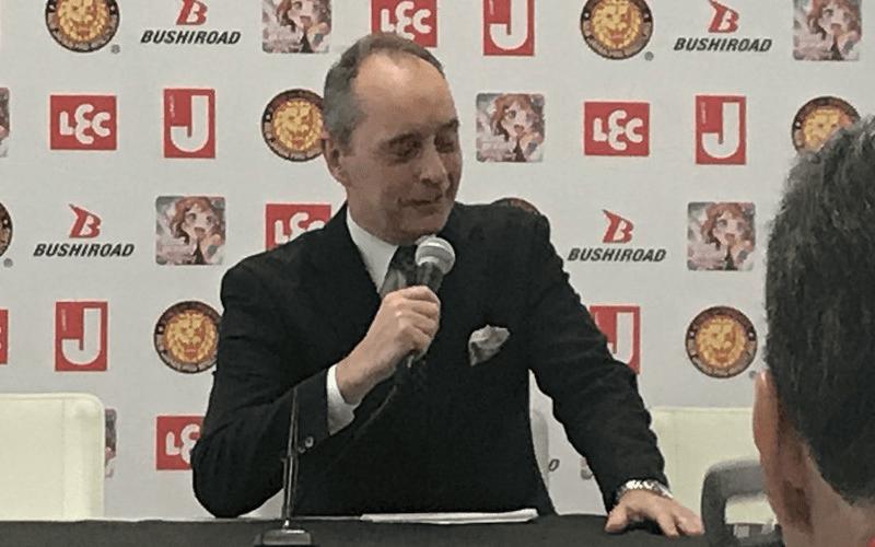 NJPW-President-Harold-Meij