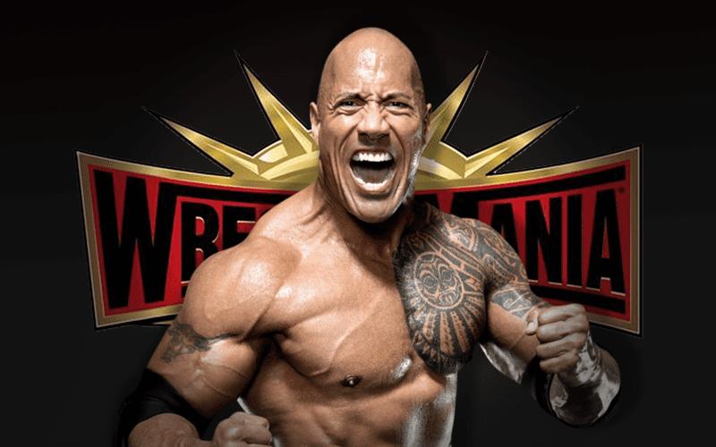 Rock-WrestleMania