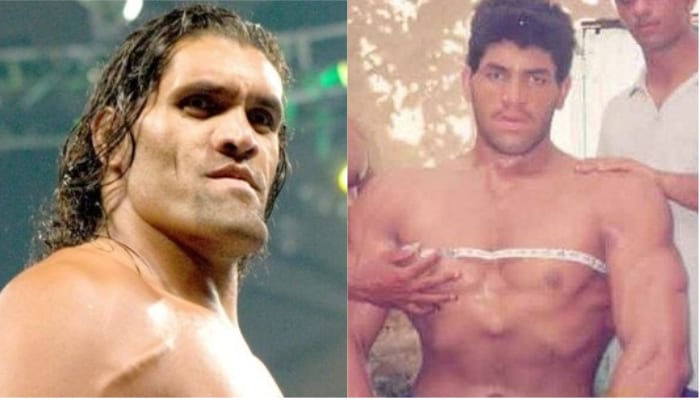 great khali where he came from